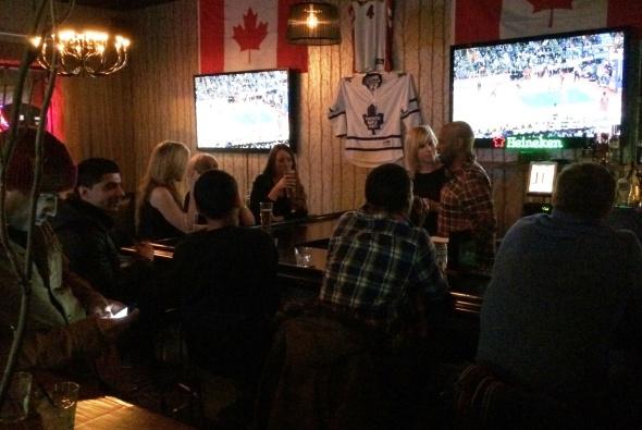 Leafs @ 6pm & DJ Mr Stylus @ 10pm
