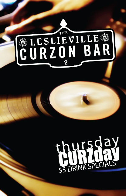 Thursday / Curzday All Night Long!